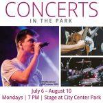 Orem Free Summer Concert Series