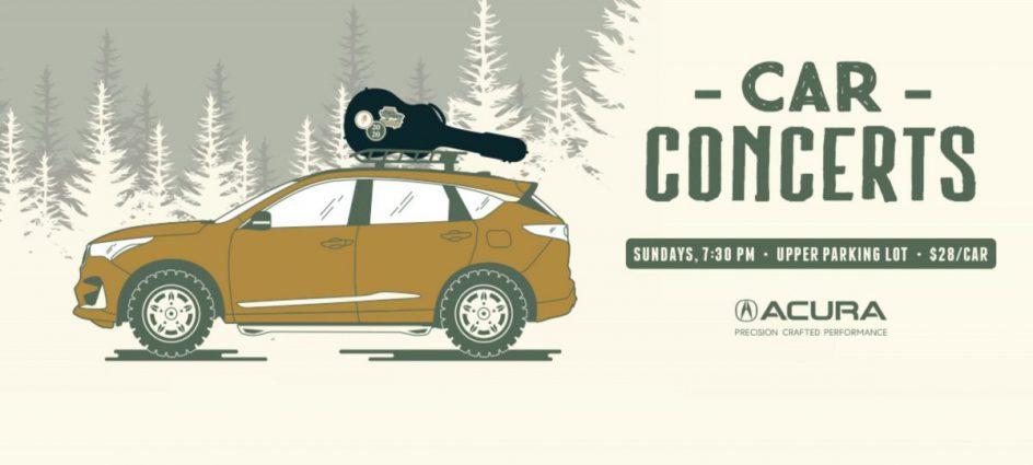 2020 Sundance Car Concert Series