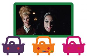 Pop-Up Drive-In: THE QUEEN