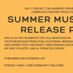 Summer Music Camp Release Party