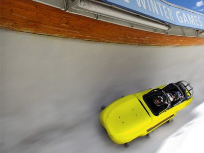 Summer Bobsled Experience