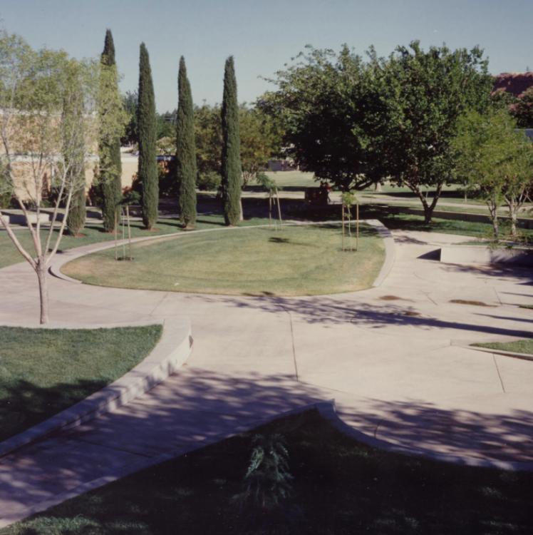 Presidents Grove Landscape