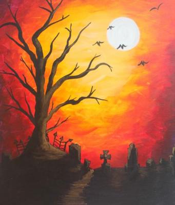 Graveyard - 21+