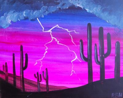 Desert Lightning - All Ages