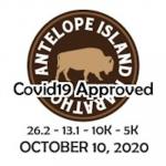 2020 Antelope Island Marathon