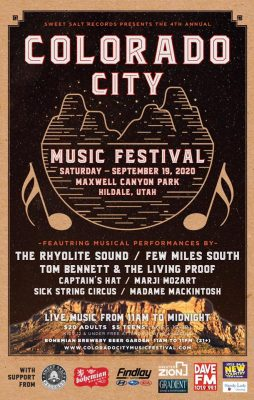 4th Annual Colorado City Music Festival
