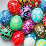 Ukrainian egg (pysanky) Workshop