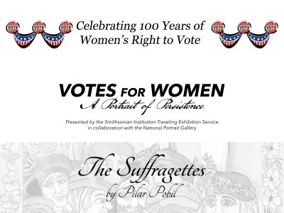 Celebrating 100 Years of Women's Right to Vote - Virtual