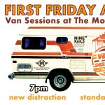 October 2020 Van Sessions at The Monarch