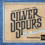 10th Anniversary Silver Spurs