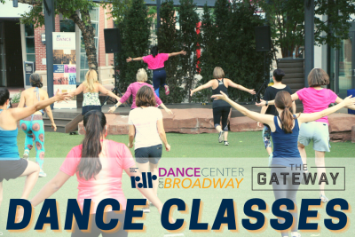 Free Dance Classes at the Gateway