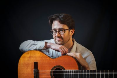 Yuri Liberzon Online Guitar Masterclass