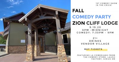 Zion Comedy Party