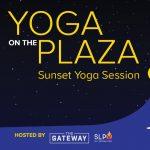 Yoga on the Plaza - Sunset Session
