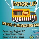 Millcreek Mask-up Music & Munchies Muster
