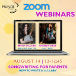 Songwriting for Caregivers: How to Write a Lullaby...