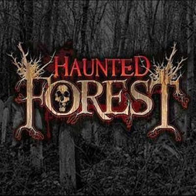 2021 Haunted Forest