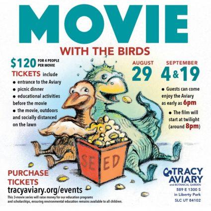Movie with the Birds