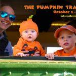 The Pumpkin Train 2020