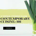 Contemporary Cuisine: 101