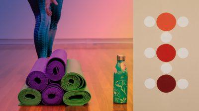 Virtual Art + Yoga
