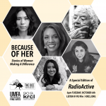 Because of Her: Stories of Women Making a Difference