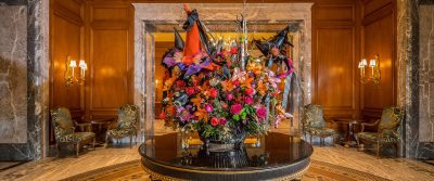 2020 Witches Tea at The Grand America