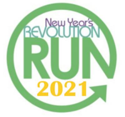 New Years Revolution Run 2021- POSTPONED