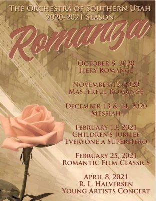 OSU Recital: Fiery Romance