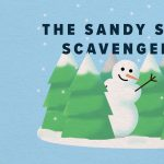 Sandy Snowman Scavenger Hunt 2020- VIRTUAL