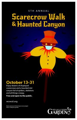 2020 Scarecrow Walk and Haunted Canyon