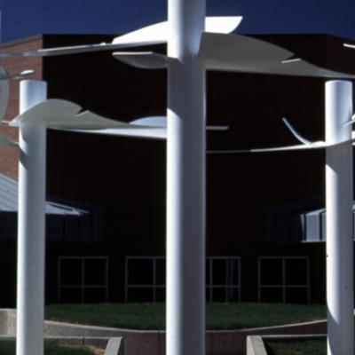 Dual Courtyards