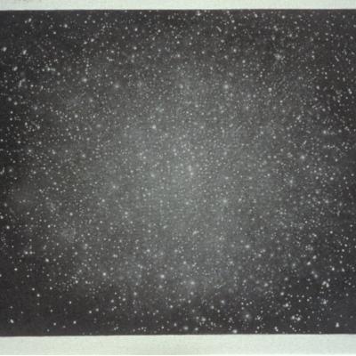 Eraser Drawing Number IV Constellation