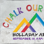 Holladay's Chalk our Walk Festival
