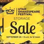 Treasures of Every Kind: Utah Shakespeare Festival Storage Sale