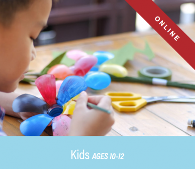 After School Art (Ages 10-12)- CANCELLED