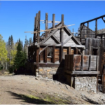 Saving the Mining Structures Lecture given by Friends of Ski Mountain Mining History