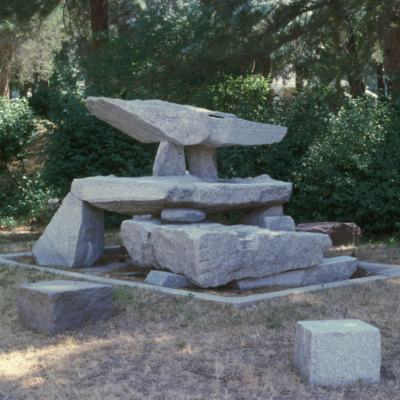 Environmental Sculptured Fountain