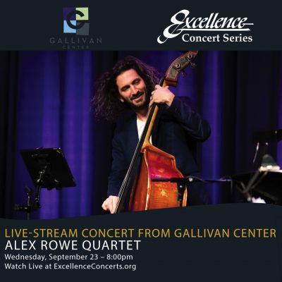 Alex Rowe Quartet
