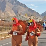 Cottonwood Heights Thanksgiving Day 5K - 2021