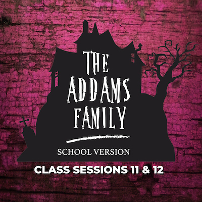 The Addams Family, School Edition in Concert - Oct...