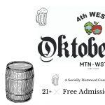 4th West Oktoberfest | A Socially Distanced Community Festival