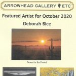 October's Featured Artist of the Month - Deborah Bice