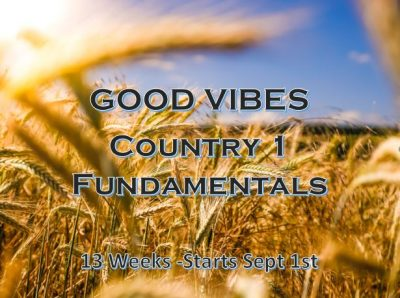 Good Vibes Country Dance Tuesdays