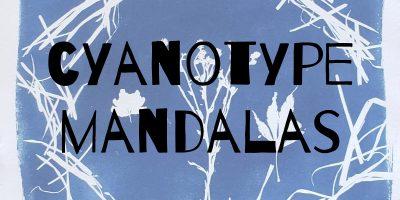 Cyanotype Mandalas