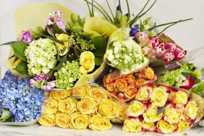 Designing with Fresh Flowers -VIRTUAL