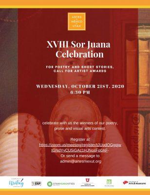 XVIII Sor Juana Prize Celebration for Poetry, Short Stories and Art