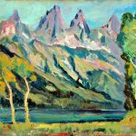 "Gallery Talk: ""John Henri Moser: Painting Utah Modern""- VIRTUAL"