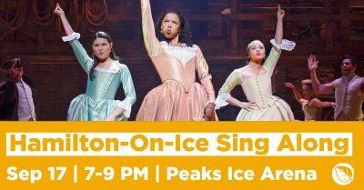 Hamilton On Ice Sing Along