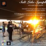 Salt Lake Symphony outdoor concert